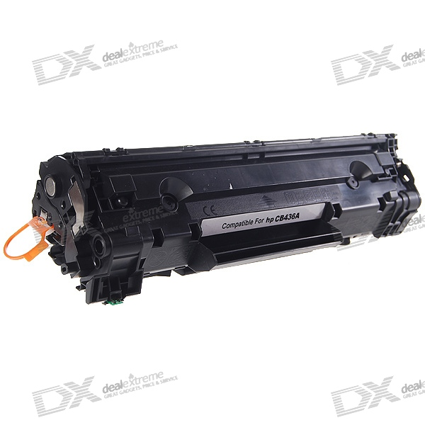 CB436A Compatible Printer Toner Cartridge for HP 1522NF/1120N/M1120/1505/M1319 LaserJet Printers cf283a 83a toner cartridge for hp laesrjet mfp m225 m127fn m125 m127 m201 m202 m226 printer 12 000pages more prints