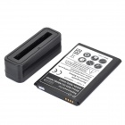 "Mini Battery Charging Dock + 3.7V ""3800mAh"" Battery + Charging Cable for Samsung Galaxy Note 3"