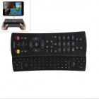 IPEGA PG-IP126 3-in-1 Bluetooth V3.0 Keyboard Controller for Ipad / Iphone - Black