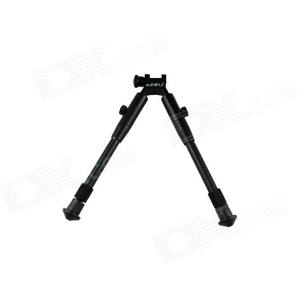 ACCU M-3 Retractable Aluminum Alloy Tactical Bipod Rifle Stand for M4 / M16 (Max. 10KG)