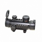 ESDY Deluxe 1x32 Hunting Rifle Scope Sight - Black (1 x CR2032)
