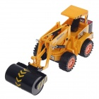 Liebaowang Super Powerful 2.5-Channel Remote Control Simulation Truck / Street Roller - Orange
