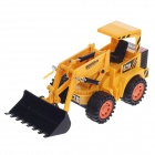 8026E Super Powerful 5 Channel Remote Control Simulation Tractors - Orange