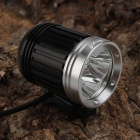 SingFire SF-302B 3 x CREE XM-L T6 2400lm 4-Mode White Bike Headlamp (4 x 18650 / EU Plug)