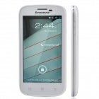 "Lenovo A760 Quad-Core Android 4.1 WCDMA Bar Phone w/ 4.5"" / Wi-Fi / Camera - White"