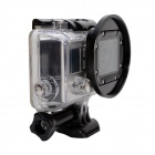 Fat Cat Enhanced 45m Waterproof Case w/ 58mm Lens Converter for Gopro Hero3+ / Hero3