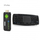 iTaSee UG007III + I9 Air Mouse Quad-Core Android 4.2 Google TV Player w/ 2GB RAM / 8GB ROM  / HDMI