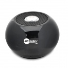 JEWAY JS-3409 Portable Bluetooth v2.1 Stereo Speaker - Black