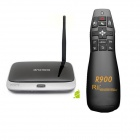 Ourspop MK823 + Rii R900 Air Mouse Quad Core Android 4.2 TV Player w/ 2GB RAM / 8GB ROM / EU Plug