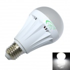 XinYiTong E27 7W 600lm 6500K 27 x SMD 2835 LED White Light Lamp Bulb -White (120~265V)