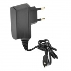 EU Plug AC Power Adapter Charging Cable for Amazon Kindle 3 / 4 / 5 / Touch Paperwhite 2 - Black