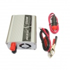 Weidier WD500 500W DC 12V to AC 220V Power Inverter w/ USB for Car - Silver + Black