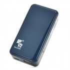 Buccker i5 Mobile 5600mAh Power Bank for Ipad / Cell Phone - Deep Blue