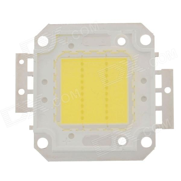 20W 2000lm 6200K White Light Square Shaped Integrated LED Module - (30~36V) 7041 20w 1500 2500lm 6000 6500k white light square shaped 10s2p integrated led module 33 35v