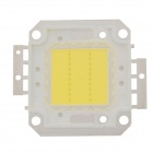 20W 2000lm 6200K White Light Square Shaped Integrated LED Module - (30~36V)