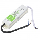 WTF-D12015A Waterproof IP67 15W Electronic LED Driver - Silver White (AC 90~250V)