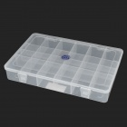 WLXY WL-1201 Adjustable PP Material Storage Management Box - White