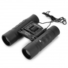 BRESSER 10X25 High Resolution 10X High Magnification Binocular Telescope - Black