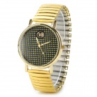 Fashion Analog Quartz Wrist Watch - Golden (1 x SR626)