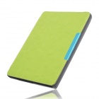 Protective PU Leather Flip Case Cover w/ Auto Sleep for Kobo Non HD - Green