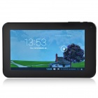 "A70M 7.0"" Dual Core Android 4.2 Tablet PC w/ 1GB RAM, 2.2GB ROM, Wi-Fi, Dual Camera - Black"