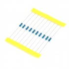 ZnDiy-BRY Z-098 DIY Common Resistors Kit - Blue + Silver (11 x 10 PCS)