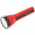 Rechargeable 9-LED White Light Flashlight (110~220V)