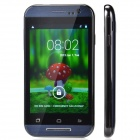 "C2i Dual-Core Android 4.2 WCDMA Bar Phone w/ 3.9"" / Wi-Fi / Camera - Deep Blue + Black"