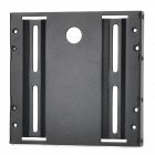 "2.5"" SSD / HDD to 3.5"" Drive Iron Rack Bracket - Black"
