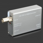 SDI-01H  HD-SDI to  HDMI Converter Adapter - White + Silver Grey + Multi-Colored (DC12V / 500mA)