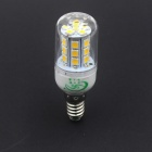 E14 5.4W 540lm 3000K 27-SMD 5050 LED Warm White Corn Lamp (120~265V)