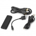 WiFi Display Adapter HDTV Airplay Miracast Adapter - Black
