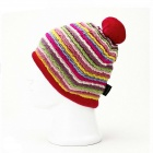 QNGLONIN KK Fashionable Skiing Outdoor Warm Hat - Multicolored