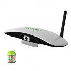 Brilink S6-2M Dual Core Android 4.2.2 Google TV Player w / 1 GB RAM, 8 GB ROM, 2,0 MP Kamera, MIC, XBMC