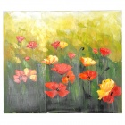 DXF (223) Canvas Hand Painted Oil Painting (62 x 26cm)