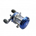 CL40 Professional Spinning Fishing Reel - Silver + Blue