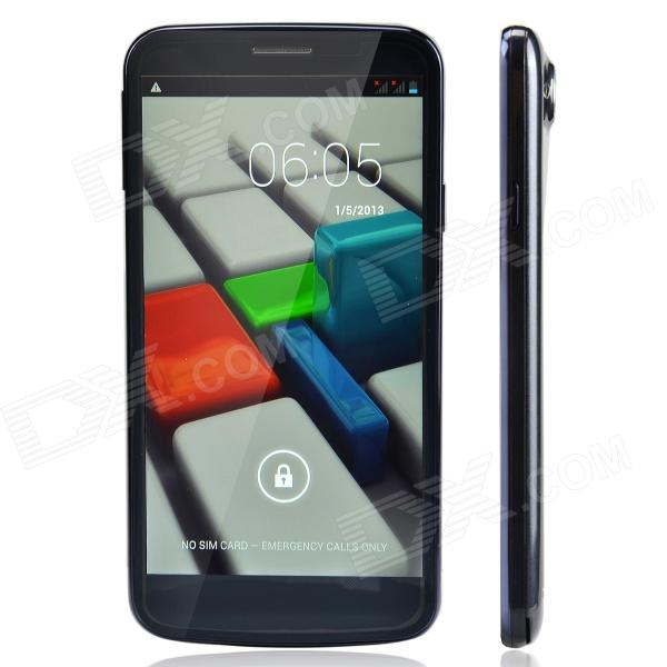 "Newman K2 Quad-Core-Android 4.2 WCDMA Phone w / 5,5 ""/ Bluetooth / 16GB ROM - Blau"