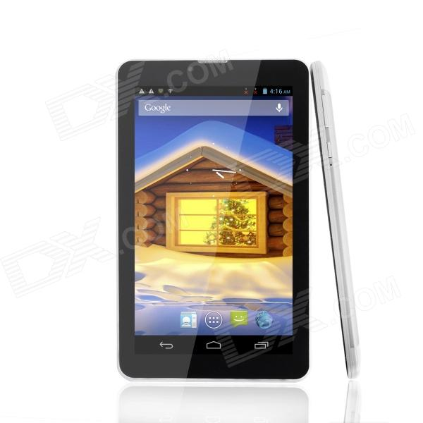 "Portworld HBD-783 7 ""Dual-Karte Dual-Standby-Dual-Core-Android 4.1-Phone 3G Tablet PC w / G-Sensor"