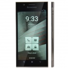 "Lenovo K900 Dual-Core Android 4.2 WCDMA Bar Phone w/ 5.5"" / Wi-Fi / Camera - Silver + Black"