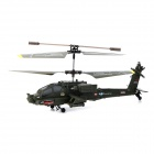 Syma S109G 3.5CH Gyroscope Remote Control Helicopter Toy - Army Green + Black