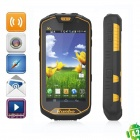 "Runbo X5 4.5"" IPS MTK 6577 Dual-Core IP67 Waterproof Dustproof Android 4.0 WCDMA Cellphone - Black"