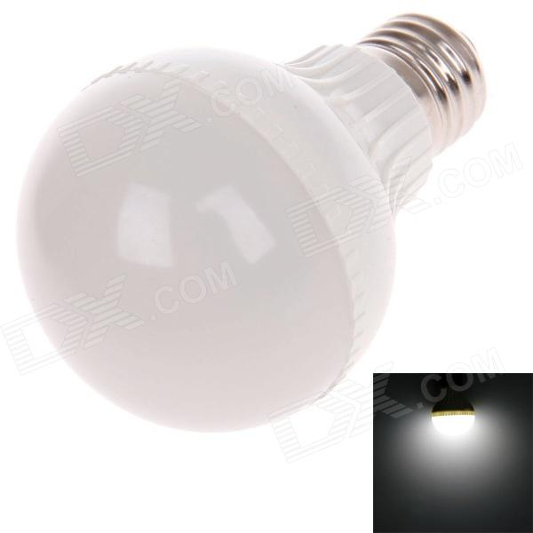 ZMW-1012 E27 7W 528lm 6000K 24 x SMD 2835 LED White Light Lamp Bulb - White (220V) запонки arcadio rossi 2 b 1012 13 e
