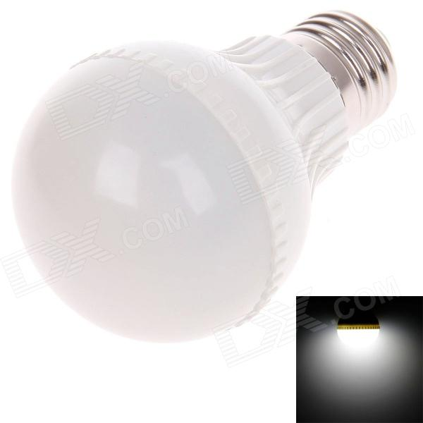 ZMW-1011 E27 5W 396lm 6000K 18 x SMD 2835 LED White Light Lamp Bulb - White (220V)