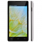"JIAKE JK-11 Quad-Core Android 4.2 WCDMA Bar Phone w/ 5.0"" / Wi-Fi / GPS / FM - Black + White"