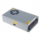 S-250-12 12V 20A Iron Case Power Supply - Grey (AC 110~220V)