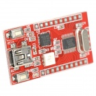 LPC812 Minimum System Board Module w/ DuPont Breadboard Jumper Wires - Red