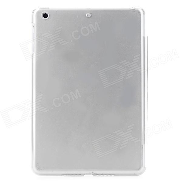 цена Simple Protective PC Back Case for Retina Ipad MINI - Translucent Grey