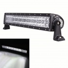 30°+60° Combo 120W 10200lm White 40-LED Work Light Bar Offroad Lamp / SUV ATV Lamp