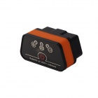 Jtron 090099 Mini Automobile Diagnosis Tool - Black + Orange