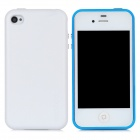 ppyple AC2 Case w/ Signal Enhancement / Power Saving / IC Card Holder for Iphone 4 / 4S - Light Blue
